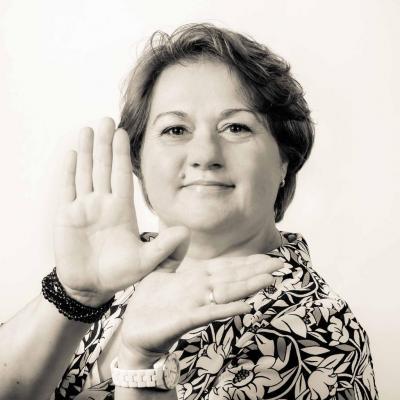 Portrait de Nadine QUESTE