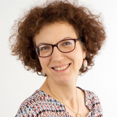 Portrait de Marie-Laure POULIQUEN