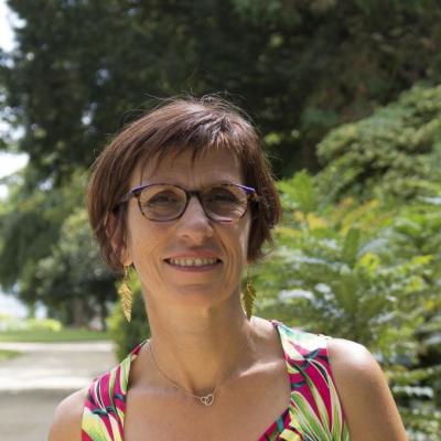 Portrait de Martine BOIDRON