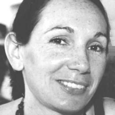 Portrait de Christine GLAS