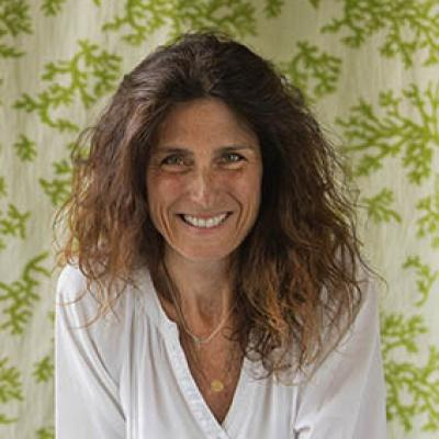 Portrait de Cecile Geoffroy